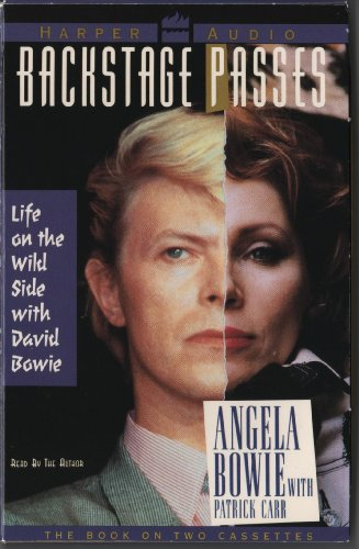 9781559946766: Backstage Passes: Life on the Wild Side With David Bowie