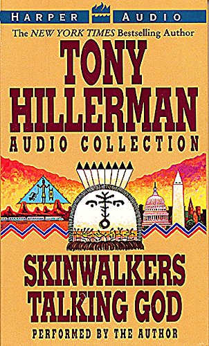 9781559947060: The Tony Hillerman Audio Collection: Skinwalkers and Talking God