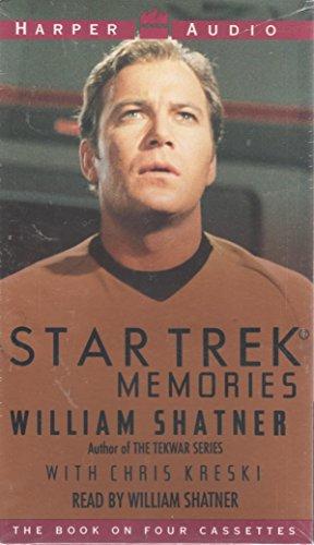 9781559947831: Star Trek Memories