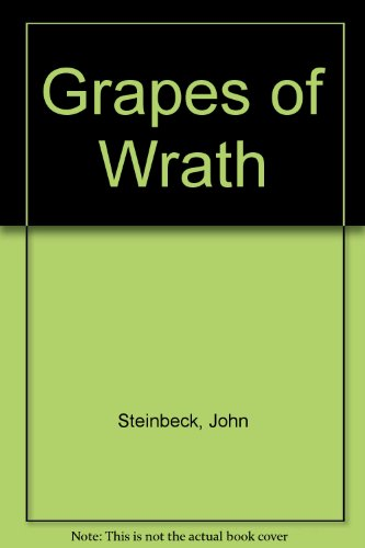 9781559949248: The Grapes of Wrath