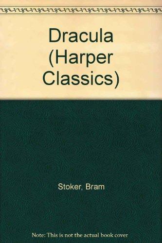 DRACULA AU: DRACULA AU (Harper Classics): Bram Stoker