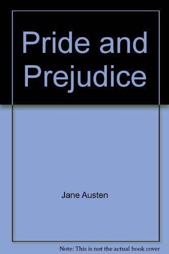 9781559949378: Pride and Prejudice (Harper Classics)