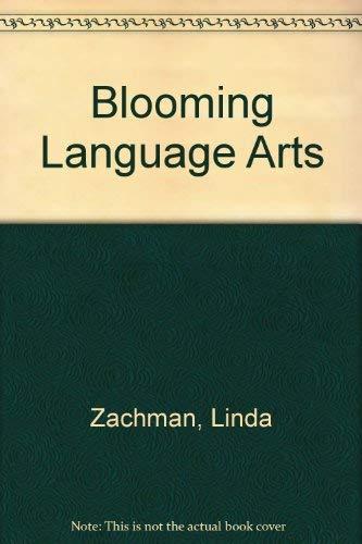 Blooming Language Arts : Fun Activities for: Mark Barrett; Rosemary