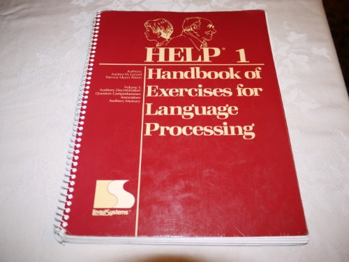 9781559990455: HELP 1 Handbook of Exercises for Language Processing (#1)