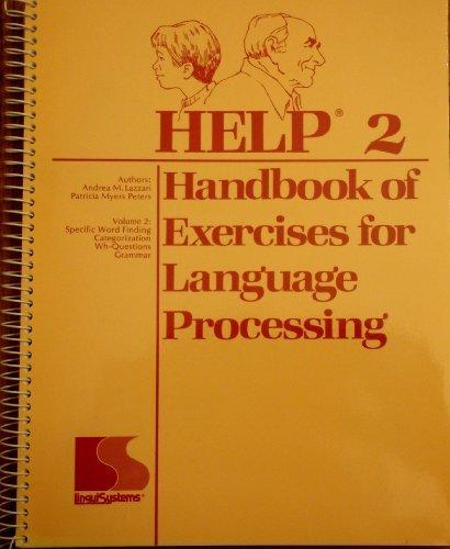 Help Two (Handbook of Exercises for Language: Lazzari, Andrea