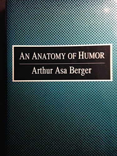 9781560000860: An Anatomy of Humor