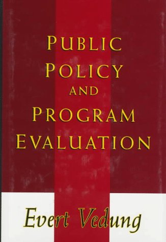 9781560002994: Public Policy and Program Evaluation