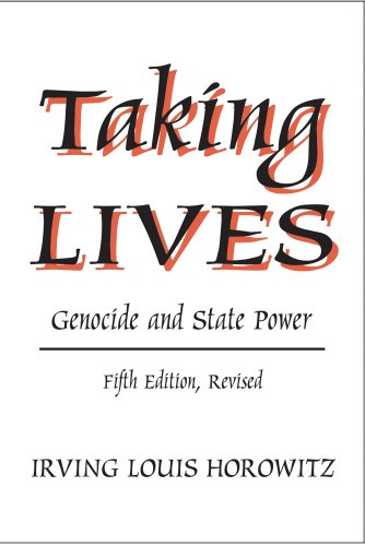 9781560003083: Taking Lives: Genocide and State Power