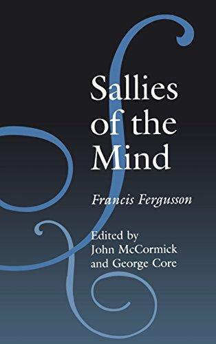 Sallies of the Mind (Hardback): Francis Fergusson