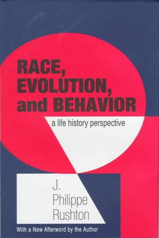 9781560003205: Race, Evolution, and Behavior: A Life History Perspective