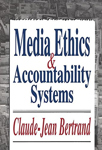 9781560004202: Media Ethics and Accountability Systems