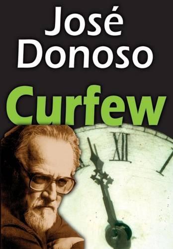 9781560004509: Curfew (Transaction Large Print)