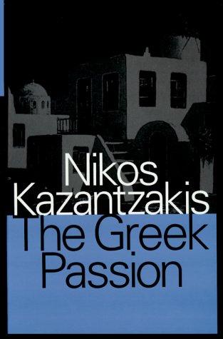 9781560004530: The Greek Passion (Transaction Large Print Books)