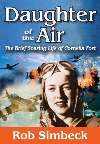 9781560004615: Daughter of the Air: The Brief Soaring Life of Cornelia Fort (Transaction Large Print Books)