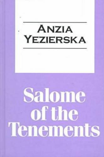9781560004783: Salome of the Tenements (Transaction Large Print Books)
