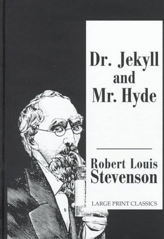 9781560005179: Doctor Jekyll and Mr.Hyde (Transaction Large Print)