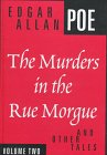 The Murders in the Rue Morgue and: Poe, Edgar Allan