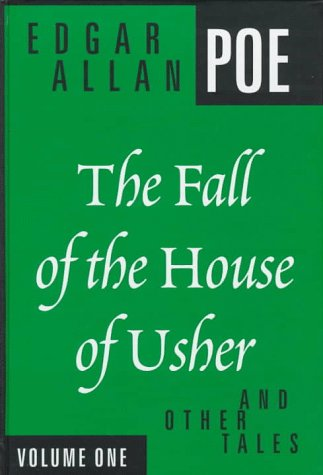 9781560005360: Fall of the House of Usher and Other Tales (Transaction Large Print Books)
