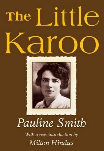 9781560005407: The Little Karoo (Transaction Large Print S)