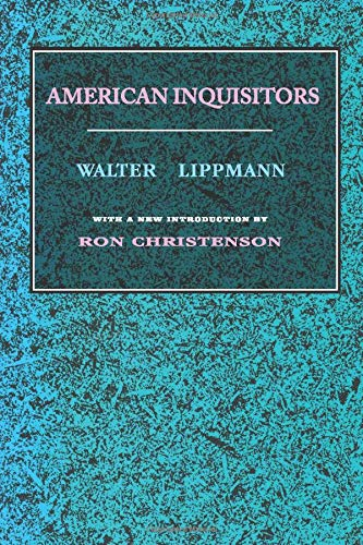 9781560006350: American Inquisitors