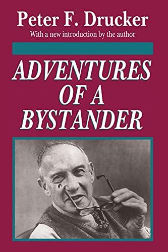 9781560007388: Adventures of a Bystander