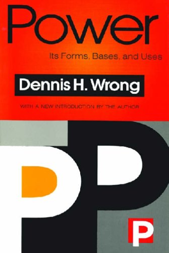 9781560008224: Power: Its Forms, Bases and Uses