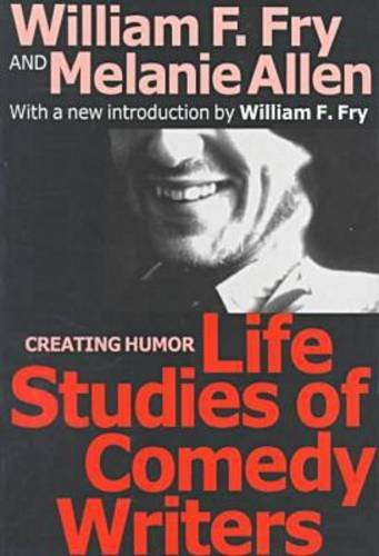 9781560008385: Life Studies of Comedy Writers (Classics in Communication and Mass Culture (Paperback))