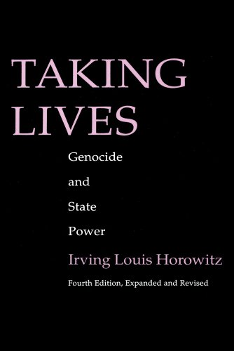 9781560008774: Taking Lives: Genocide and State Power