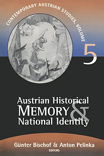 9781560009023: Austrian Historical Memory and National Identity (Contemporary Austrian Studies)