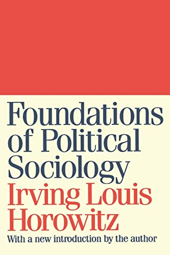 9781560009122: Foundations of Political Sociology