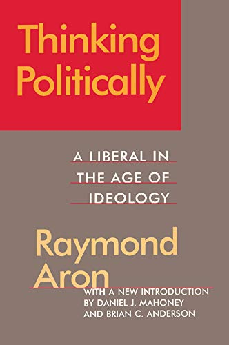 9781560009344: Thinking Politically: A Liberal in the Age of Ideology