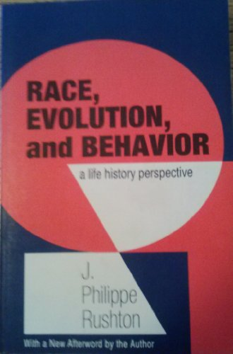 9781560009436: Race, Evolution and Behavior: A Life History Perspective