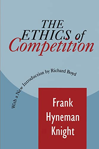 9781560009559: The Ethics of Competition