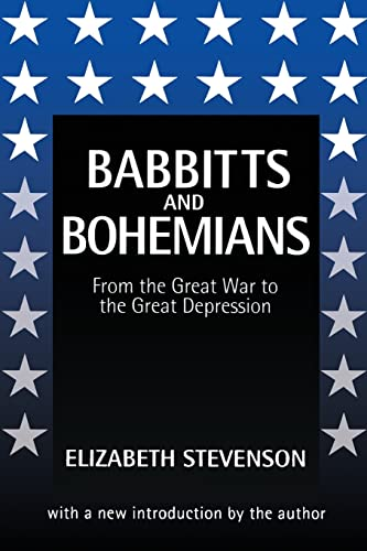 9781560009603: Babbitts and Bohemians from the Great War to the Great Depression