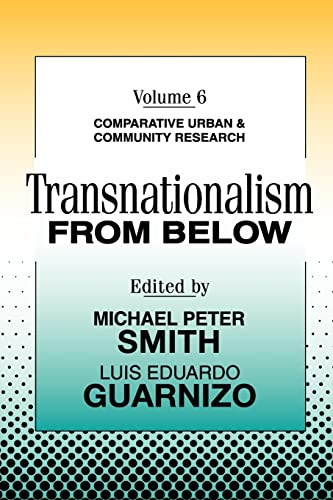 9781560009900: Transnationalism from Below: Comparative Urban and Community Research