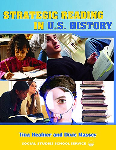 9781560042419: Strategic Reading In US History