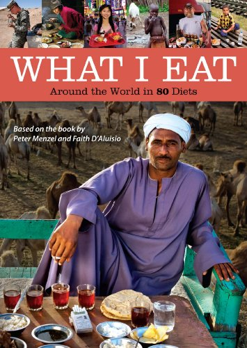 9781560046813: What I Eat: Around the World in 80 Diets