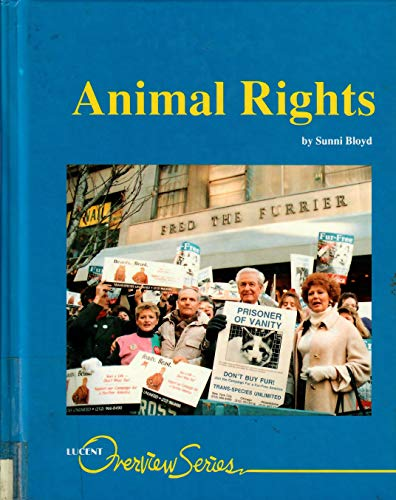 9781560061144: Animal Rights (Overview Series)