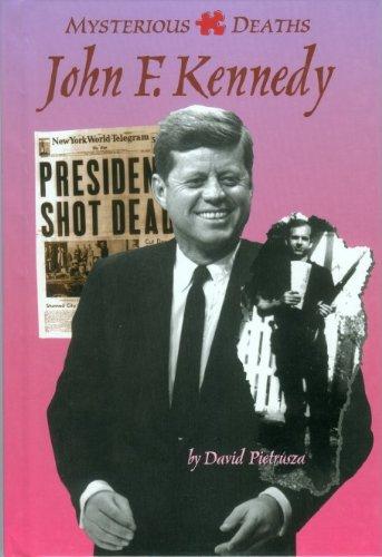 9781560062639: Mysterious Deaths - John F. Kennedy