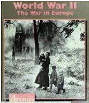World War II: The War in Europe: John J. Vail