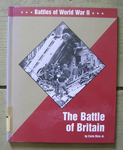9781560064145: Great Battles in History - The Battle of Britain