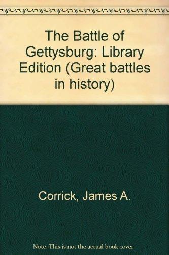 The Battle of Gettysburg (Battles of the: Corrick, James A.