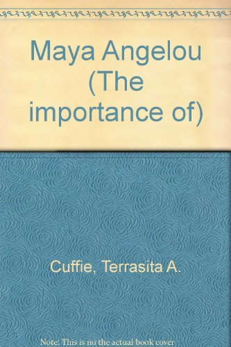 9781560065326: The Importance Of Series - Maya Angelou