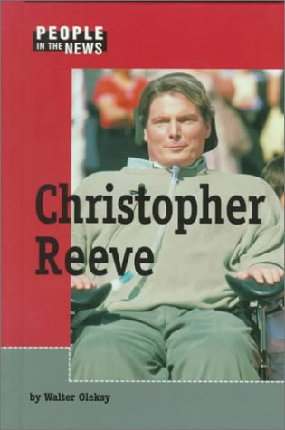 9781560065340: People in the News - Christopher Reeve