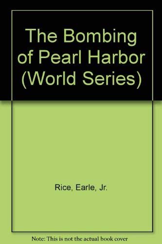 9781560066521: World History Series - The Bombing of Pearl Harbor