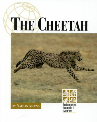 9781560066804: Endangered Animals and Habitats - The Cheetah