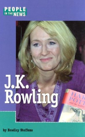 9781560067764: People in the News - J.K. Rowling