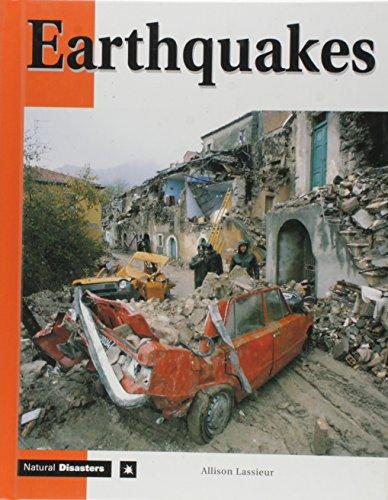 Earthquakes (Natural Disasters Series): Lassieur, Allison