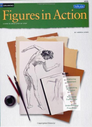 Drawing Figures in Action (How to Draw: Andrew Loomis