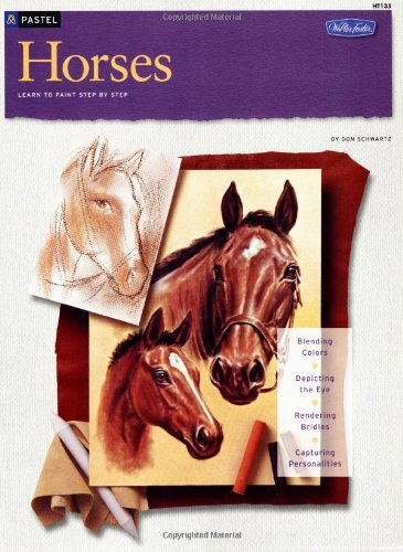 9781560100430: Pastel: Horses (How to Draw and Paint)